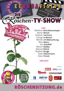 EUROSAVISION - die Röschen TV-Show